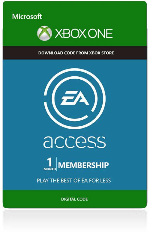 Xbox One EA Access 1-Month Subscription
